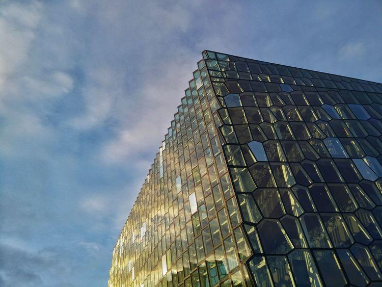 Harpa concert hall, Harpa Harpareykjavik Iceland Reykjavik Architecture