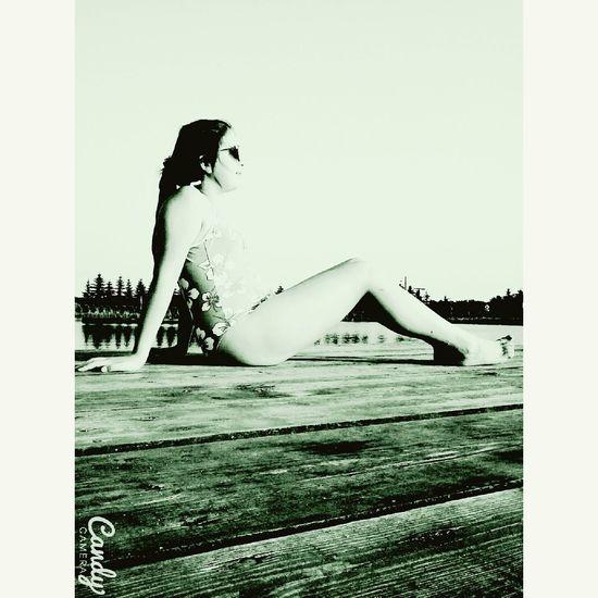 siostra Piekna Moja Modeleczka Sloneczko Opala SIE  Cudownie Lato Smile Friend!❤
