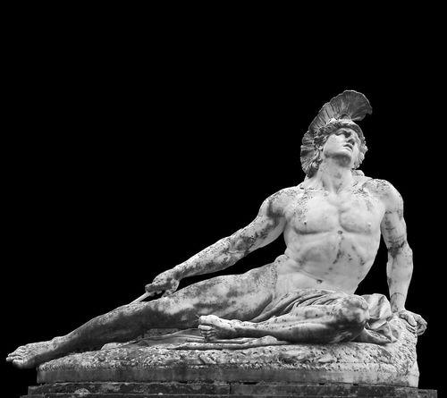 Ares The God Of War Helenistik War Sparta