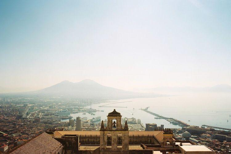 { Film } Napoli / Fuji GSW690II, Kodak Ektar 100 Film Filmisnotdead Fujifilm Kodak First Eyeem Photo