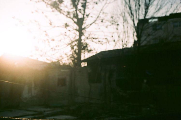 그 어느 오후의 햇살은,, 부서진 콘크리트 덩어리를 추억하게 만든다 CanonA-1