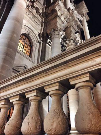 Architecture Architecture_collection Architectural Detail Nightphotography Ortigia Sicily EyeEm Best Shots Great Atmosphere Getting Inspired Historical Building Ortigia By Night Duomo - Ortigia