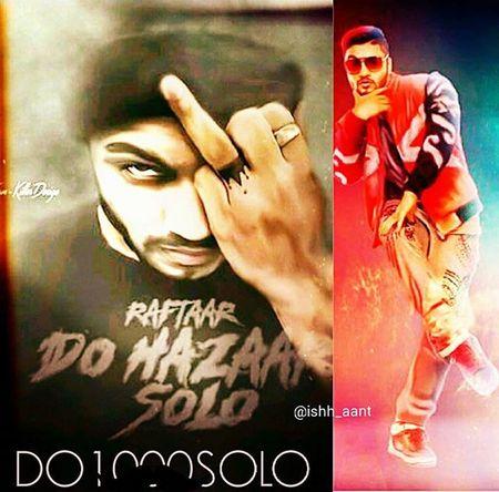 DOHAZAARSOLO By Raftaar Raftaarmusic Raä Dohazaarsolo Stud Backagain Listen HASHTAG