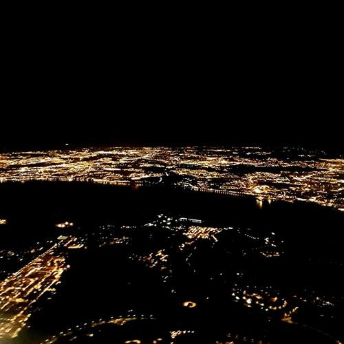 EyeEmNewHere Gold Colored Night Sky Illuminated Original Original Photography Lifestyles Earth City Citylights From An Airplane Window Fromtheplane Fromthesky City View  Lisbon - Portugal High Bynight Trowthewindow Lights River Darkness And Light Dark Dark And Light City Skyline The Great Outdoors - 2017 EyeEm Awards The Photojournalist - 2017 EyeEm Awards