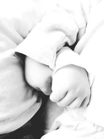 Real People Two People Love Bonding Childhood Togetherness Holding Close-up Newborn Indoors  Baby Babyhood Fragility Day Human Body Part People