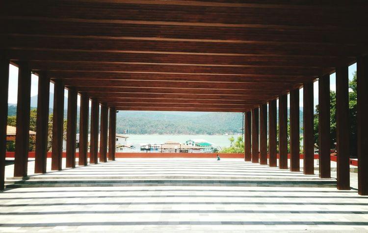 Valle De Bravo Art Urban Framed Photograph