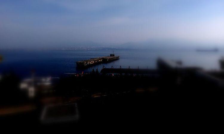 #awayfromsea #Blue #deserted #old #sea #TURKEY/Kocaeli