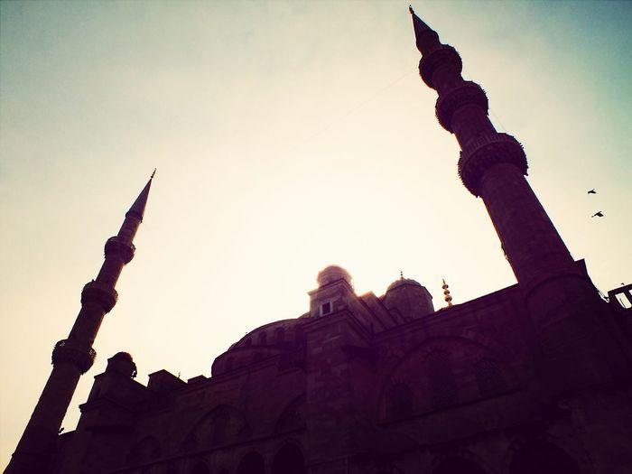 Sultan Ahmed Mosque ( Mezquita Azul ) en Istanbul