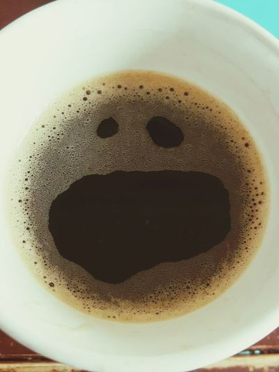 Coffee monster, cup, scarry Drink Coffee - Drink No People Close-up Monster Coffee ☕