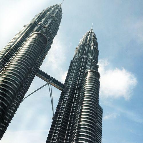 2nd Hari Raya Aidilfitri at Kuala Lumpur. Danialnazlanphotography Danialnazlan Twintowers Suria KLCC IPhoneography Iphone6