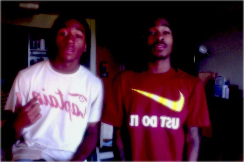Me And My Bro #SIU Days