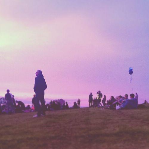 BrockwellPark Hernehillfilmfestival SouthLondon Balloon