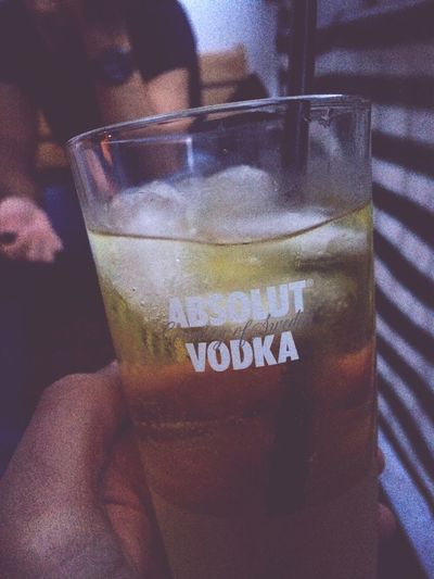ABSOLUT Friends Nightout Party