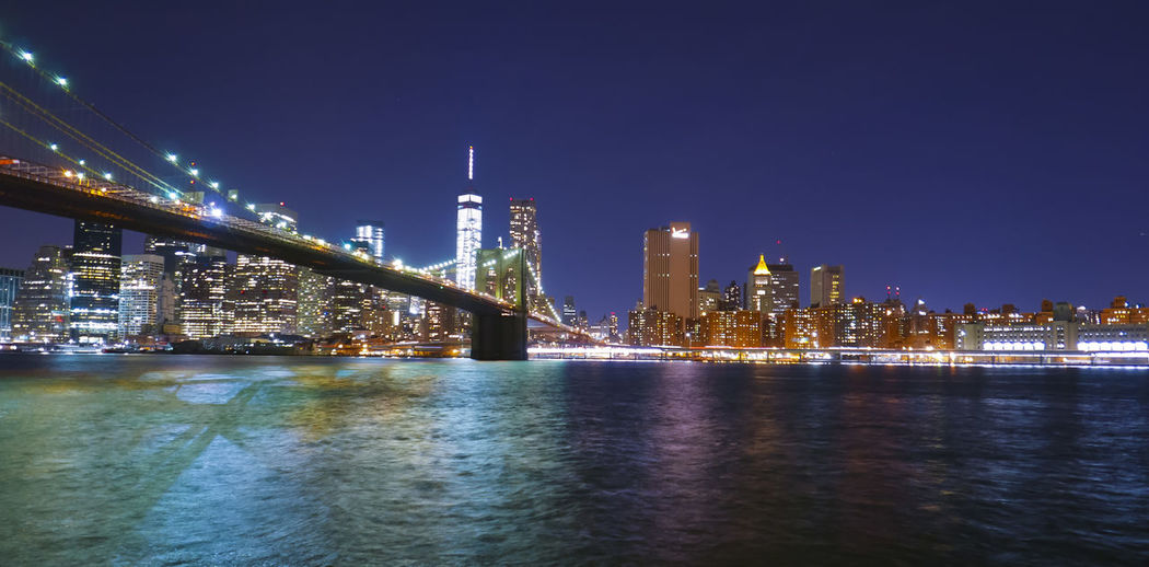 Architecture Brooklyn Business Finance And Industry City Cityscape Downtown District Illuminated Manhattan Modern New York Night Office Building Exterior Outdoors Scenics Skyscraper Tourism Travel Travel Destinations Urban Skyline