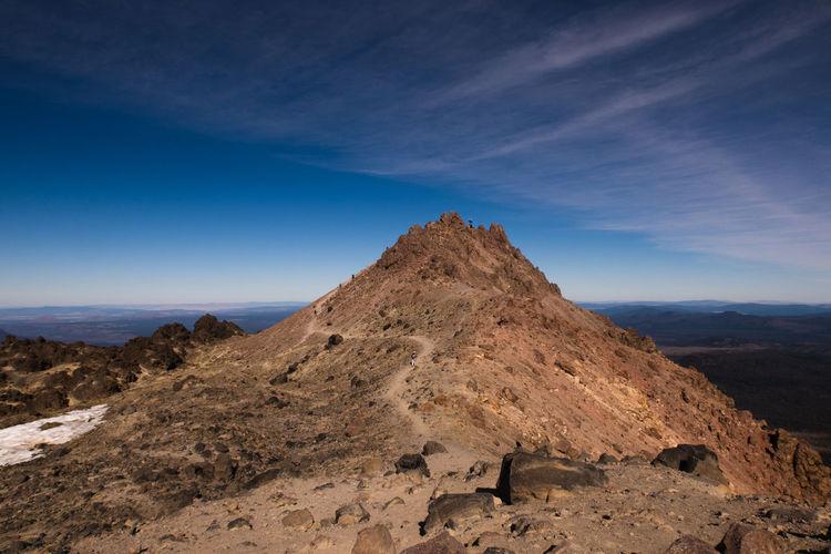 Mount lassen peak