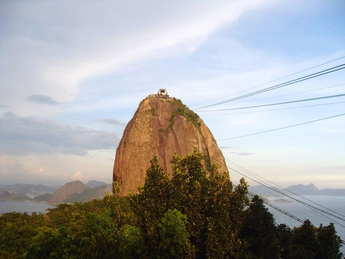 Sugarloaf Mountain Against Sky