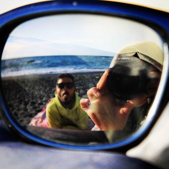 Memycameraandi Selfie Beach