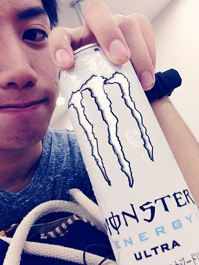 it's NewMonster !!! The name is MonsterEnergyUltra !! Delicious!!