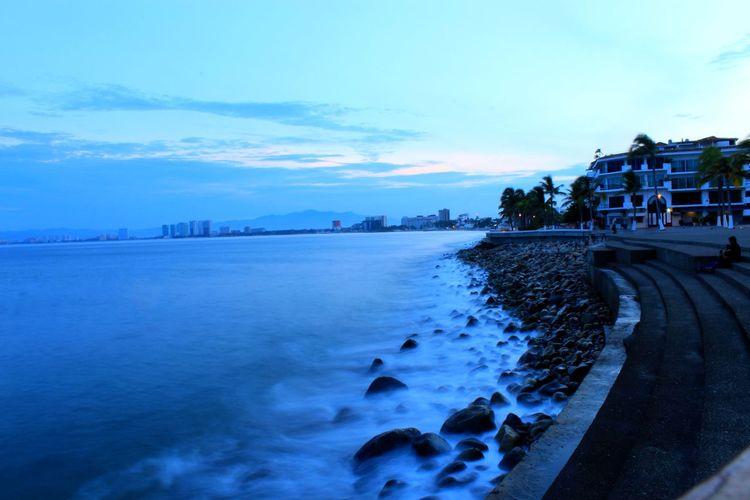 Playa Morning Sky Morning Enjoying Life Canonphotography Sky Puerto Vallarta