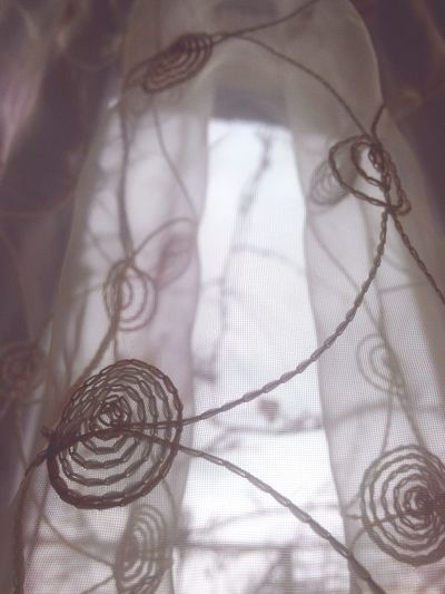 Finance Indoors  No People Backgrounds Close-up Autumn Scenics Abstract Abstractart Abstract Expressionism Abstractphotography Circles In Circles Circles Circle Pattern Low Angle View Curtainsporn Designattack Photooftheday Silhouette Window Cloudy Day Focus Object Focus On Details Focus Foggy