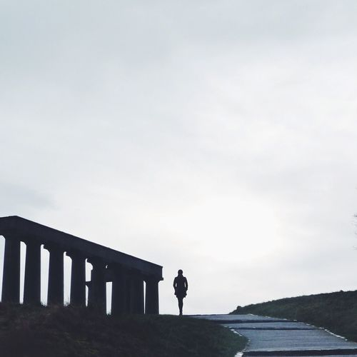 Calton Hill, Edinburgh - Scotland Learn & Shoot: Simplicity Minimalism Photography Check This Out Exploring Art Artist How You Celebrate Holidays Showcase: November People And Places