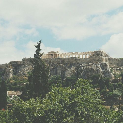 Acropolis - Parthenon EEA3 - Athens EEA3 Athens Check This Out Ontheroad EyeEm Gallery Architecture