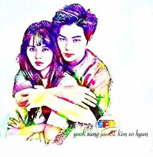 Happy monday Gadsphotopainting Digitalpainting GPP Adobephotoshop Sungjaesohyun Sunghyunrealcouple Whoareyouschool2015