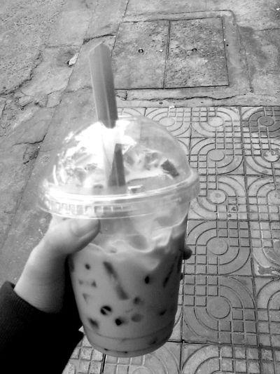 Monday Milktea Alone Sosad