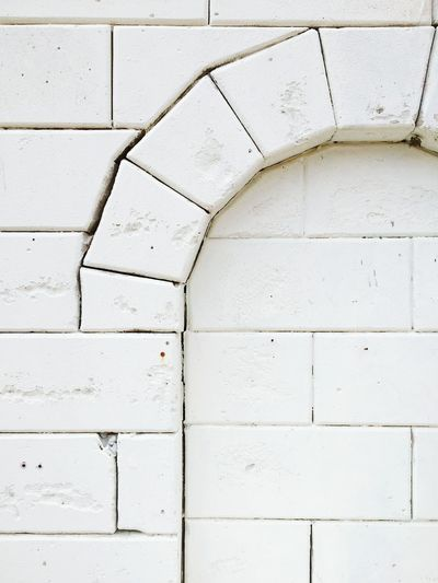 Shapes And Forms Geometry Geometric Shapes Greece Window White Bricks White Brick Wall Old White Wall Balck And White Blackandwhite Black & White B&w Monochrome Photography Minimalist Architecture