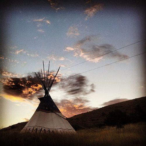 Sunrise Teepee Chico Hotsprings