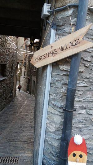 Christmastime Europe