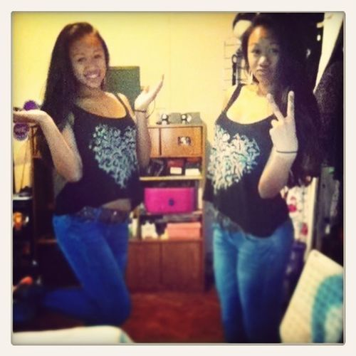 My Twin:))