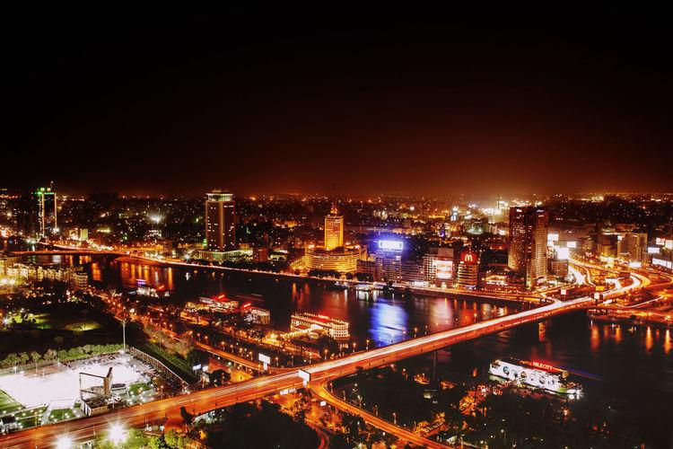 cairo city Cairo Cairo Tower Cairo Egypt Longexposure Nightphotography Canon 5dc Urban Landscape Urbanphotography