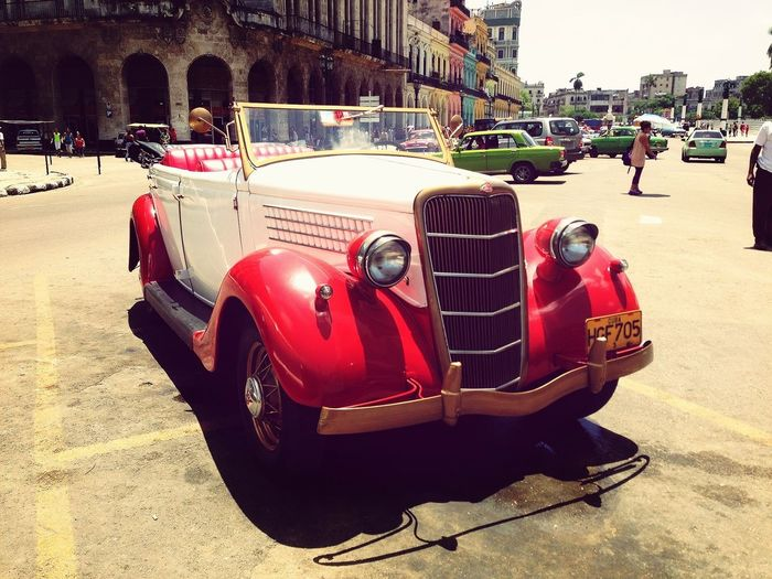 Oldtimer Vintage Beautiful Car