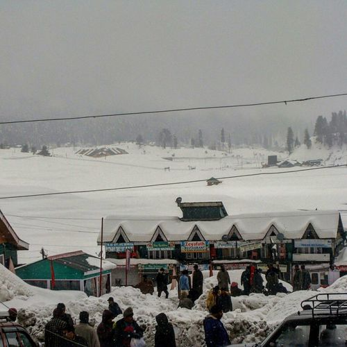Gulmarg Beauty At Its Best. SriNagar..❄ Kashmir , India Happysummer First Eyeem Photo