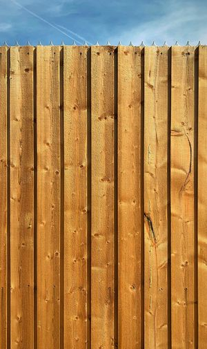 A barrier No People Pattern Sky Sunlight Day Backgrounds Side By Side Nature Close-up Yellow Outdoors Brown Textured  Gold Colored Clear Sky In A Row Built Structure The Mobile Photographer - 2019 EyeEm Awards
