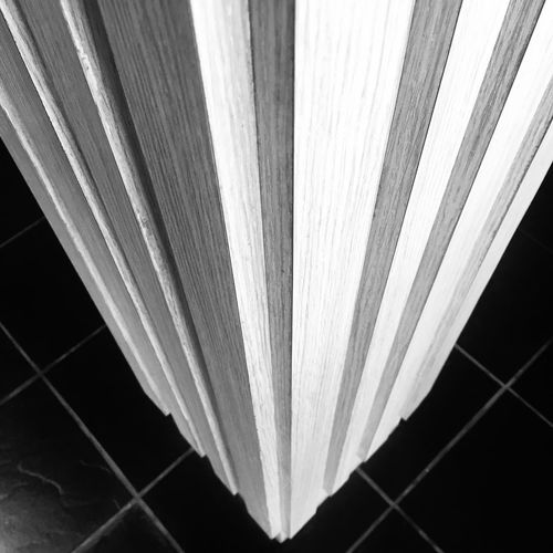 Column texture Texture Column Indoors  Close-up Pattern Curtain No People Textile White Color Design Black Background Day