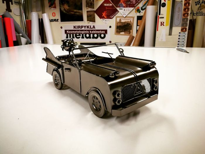 Metal toy car Toy Car Metal Weded Gift Trophy