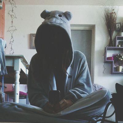 Sick Totoro