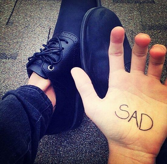 Sad or happy