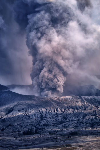 Bromo Mountain Landscape_Collection Mountain Nature Nature_collection Ray Of Light Sunrise Sunset