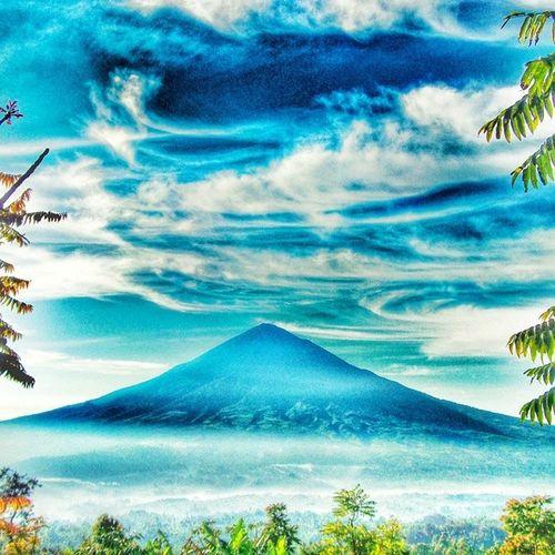 Gunung cikurai Visitindonesia Garut Gunungcikurai Wonderfullindonesia nature instalike latepost