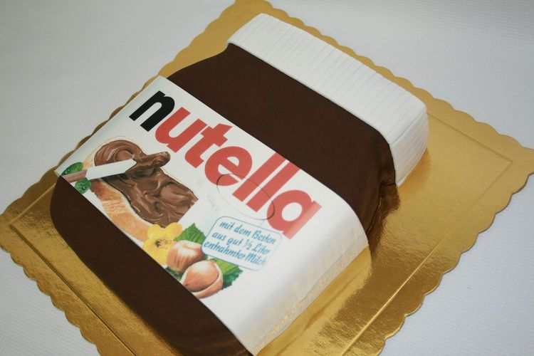 nutella! Cakes Chocolate Tasty Delicious