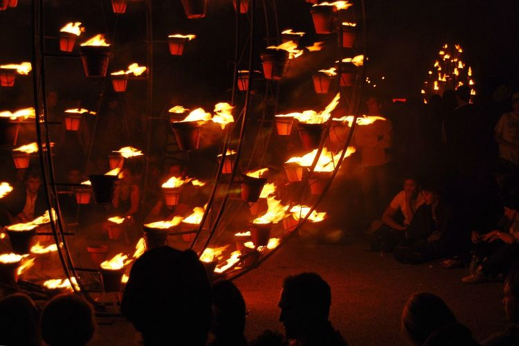 """Fireplace"" Fire Streetphotography"