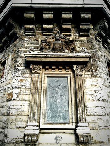 Architecture Built Structure Outdoors Building Exterior No People History Bas Relief Close-up Day Stonework Old Architecture Storiesofthepast Mercat Cross