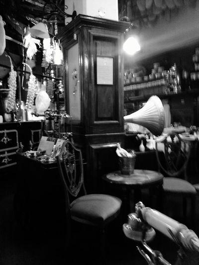 Restaurant Antique Argentina Buenos Aires