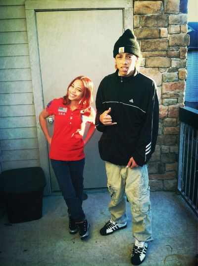 Me And My Sister @rip_fatdaddy