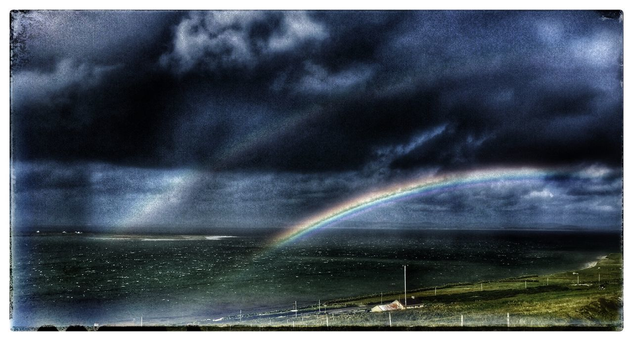Somewhere Over The Rainbow.... Landscapes