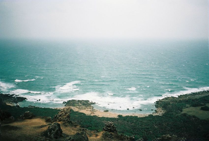 Kenting Taiwan Film Film Photography Filmisnotdead Analogue Photography 35mm Film Kodak Portra Contaxt2 Ocean Landscapes With WhiteWall