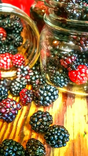 Food Fruit Blueberry Jar Food And Drink Healthy Eating Freshness Indoors  Sweet Food Red Homemade No People Close-up Day Dew Berries Black Berries Berries Jelly Cooking Fresh Fruits Canning Wild Berries Fresh Making Jam Table Visual Feast